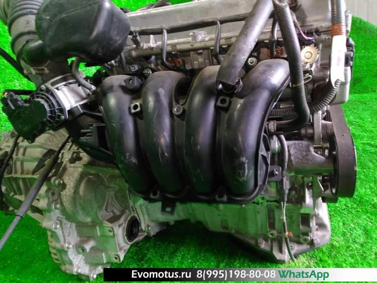 двигатель на 2AZ-FE TOYOTA  VELLFIRE ANH20 (Тойота Веллфайр )