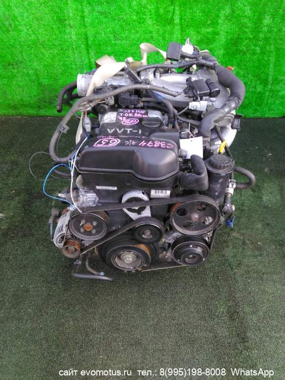 двигатель на 2JZ-GE TOYOTA  ARISTO JZS160 (Тойота Аристо)