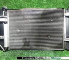 радиатор двигателя 4G15T на MITSUBISHI COLT Z27W  (Мицубиси Кольт)