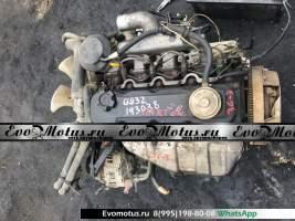 двигатель  QD32 на NISSAN ATLAS R8F23 (Ниссан Атлас)