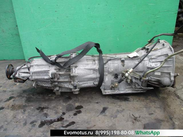 АКПП RE5R05A-RC33 на VQ35-DE NISSAN  ELGRAND NE51 (Ниссан Эльгранд)
