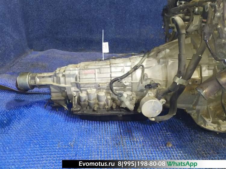 АКПП A760E на 3GR-FSE TOYOTA CROWN GRS182 (Тойота Краун)