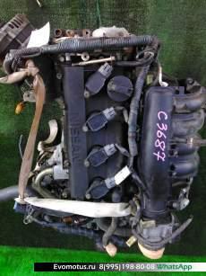 двигатель  на QR25DE NISSAN  TEANA TNJ31 (Ниссан Теана)