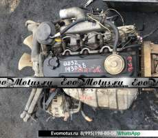 двигатель  QD32 на NISSAN ATLAS SP8F23 (Ниссан Атлас)