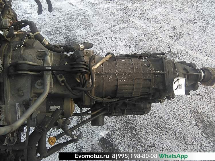АКПП TZ1A3ZK3AA на EJ254 SUBARU FORESTER SF9 (субару форестер)