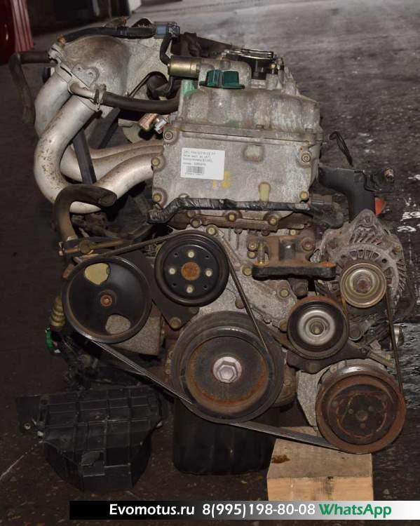 двигатель QG16 на NISSAN PRIMERA P11 (ниссан примера)