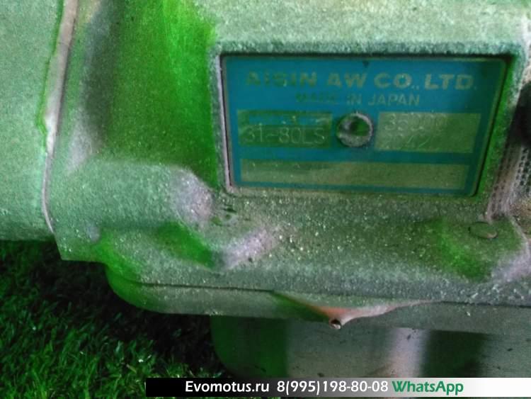 акпп  3180LS  на 1G-FE TOYOTA  MARK II GX115 (Тойота Марк 2)