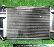 радиатор двигателя 4G15T на MITSUBISHI COLT Z25W  (Мицубиси Кольт)