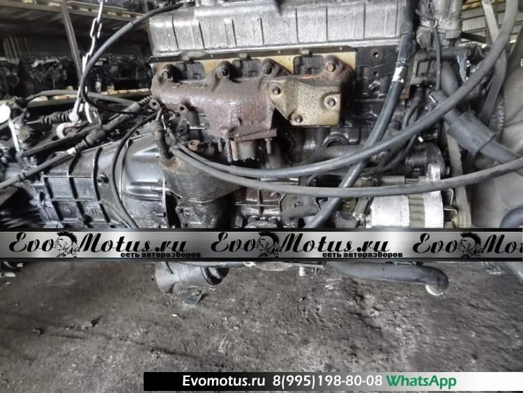 двигатель 4JG2 на ISUZU ELF NKR69 (исузу эльф)
