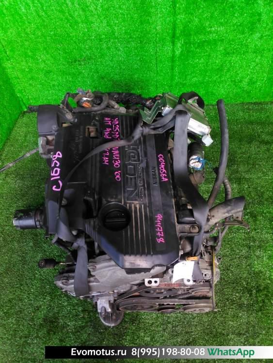 двигатель  YD25DDTI на NISSAN BASSARA JVNU30 (Ниссан Бассара)
