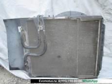 Радиатор двигателя  S05C TOYOTA DYNA XZU307  (Тойота Дюна)