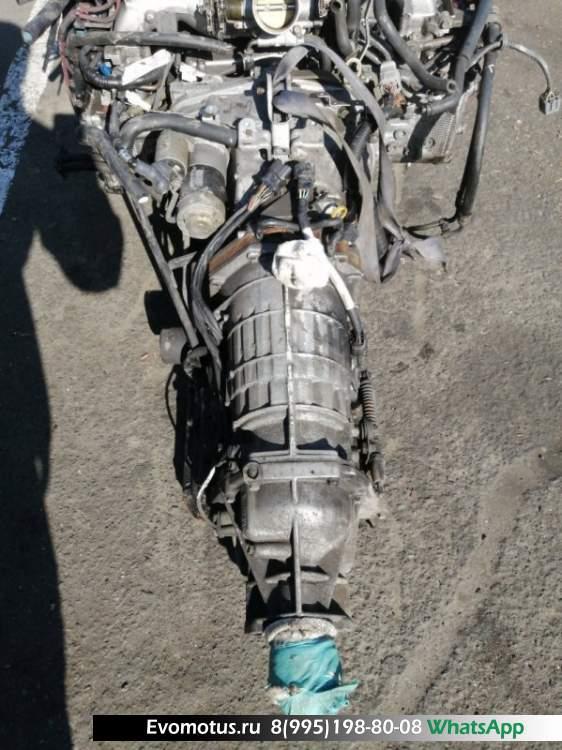 АКПП TZ1A3ZK2AA на EJ254DXZKE SUBARU FORESTER SF9 (субару форестер)