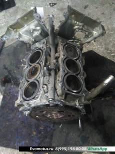 блок двигателя на 3GR-FSE TOYOTA  CROWN GRS183 (Тойота Краун)