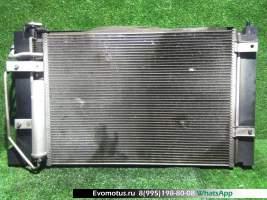 радиатор двигателя 4G15T на MITSUBISHI COLT Z23W  (Мицубиси Кольт)