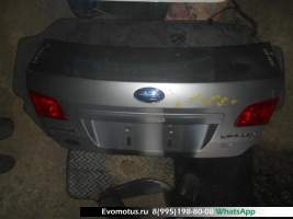 Крышка багажника Subaru Legacy BM9