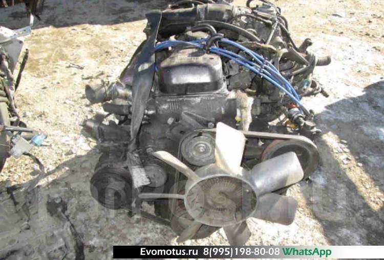 двигатель 2RZFE TOYOTA HIACE (тойота хайс)