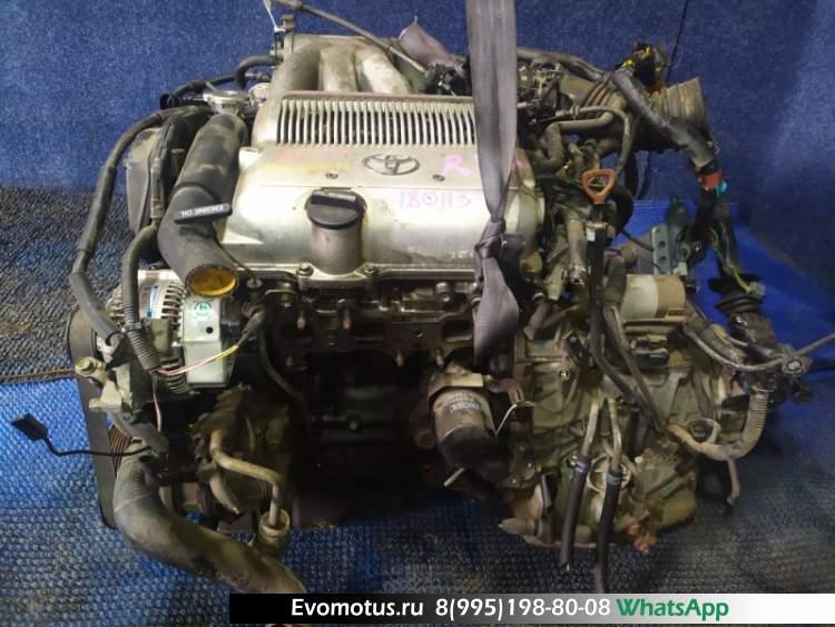 двигатель 4VZ  на TOYOTA CAMRY PROMINENT VZV32 (тойота камри проминент)