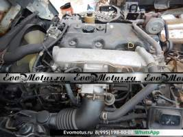 двигатель TF на MAZDA TITAN WGEAT (Мазда титан) мех тнвд