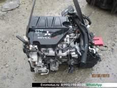 Двигатель  4B11 MITSUBISHI GALANT FORTIS CX4A (Мицубиси Галант )