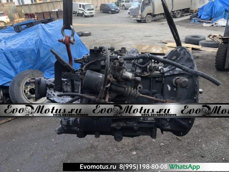 МКПП  MBJ6T на 6HH1  ISUZU FORWARD FRD35 ( исузу  форвард)