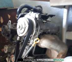 блок двигателя EJ TOYOTA DUET M100A (Тойота Дуэт  )