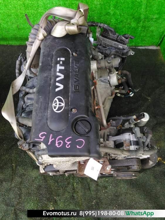 двигатель на 2AZ-FE TOYOTA  MARK X ZIO ANA15 (Тойота Марк Икс)
