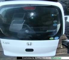 Дверь 5-я Honda Life JC1   белый