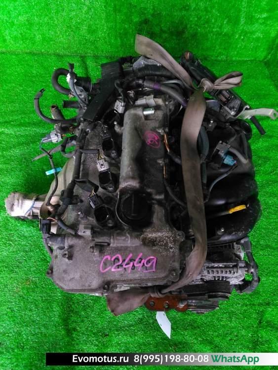 Двигатель 2ZR-FAE TOYOTA AVENSIS ZRT271 (Тойота Авенсис)