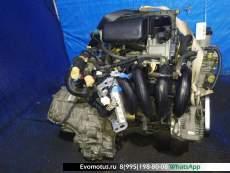 двигатель 2SZ на TOYOTA VITZ SCP13 (тойота витс)