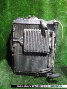 Радиатор двигателя  1KZ-TE TOYOTA HIACE KZH106  (Тойота Хайс)