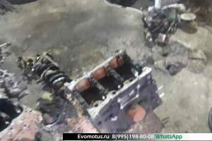 блок двигателя 1MZ TOYOTA HARRIER MCU15 (Тойота Харриер )