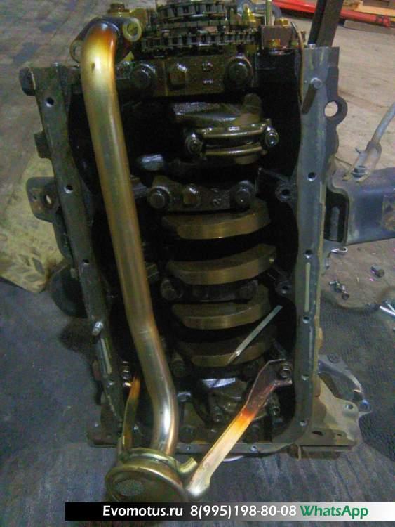 блок двигателя на 3RZ-FE TOYOTA  PRADO RZJ120 (Тойота Прадо)