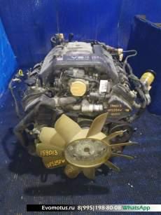 Двигатель Isuzu Wizard UES25FW 6VD1 1998  на 6VD1 ISUZU  WIZARD UES25FW (Исузу Визард)