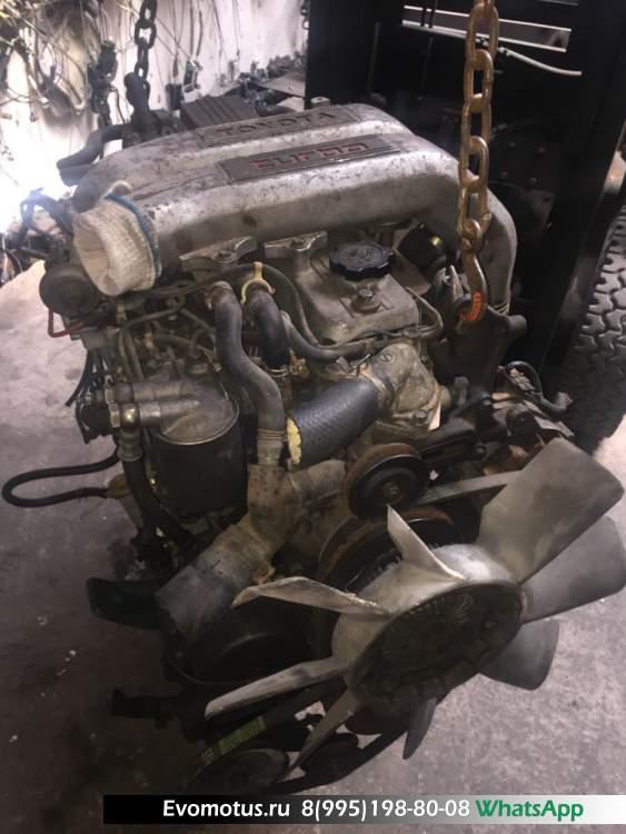 двигатель 12H-T TOYOTA LAND CRUISER (тойота ленд крузер)