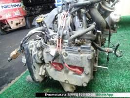двигатель EJ205 на SUBARU EXIGA YA5 (субару эксига)