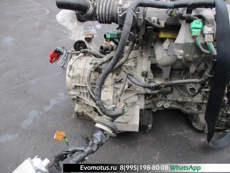 АКПП RE0F06A FP54 на QR20 NISSAN  LIBERTY RM12 (Ниссан Либерти)