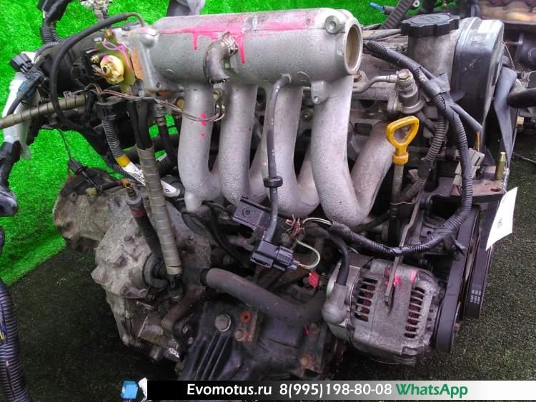двигатель на 5E-FE TOYOTA  TERCEL EL55 (Тойота  TERCEL)