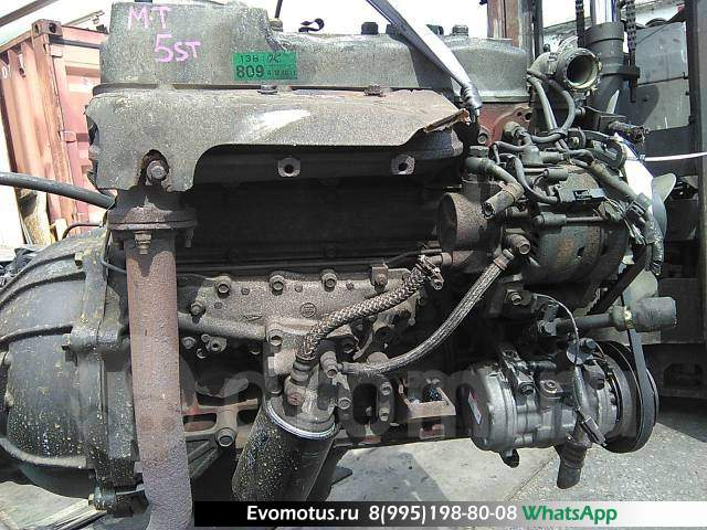 двигатель 13B TOYOTA DYNA (тойота дюна )