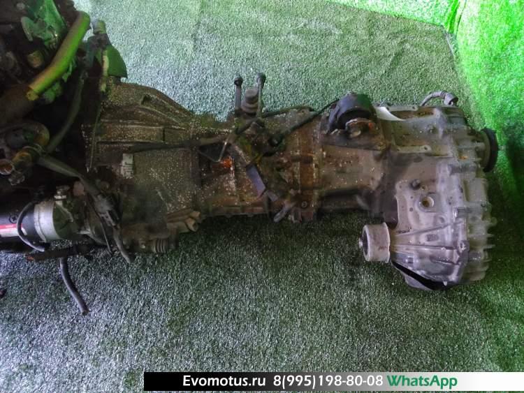 МКПП R351FG293 на 1KZ-TE TOYOTA HIACE KZH106  (Тойота Хайс)