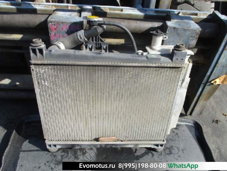 Радиатор двигателя  1NZ TOYOTA WILL CYPHA NCP70  (Тойота Вилл)