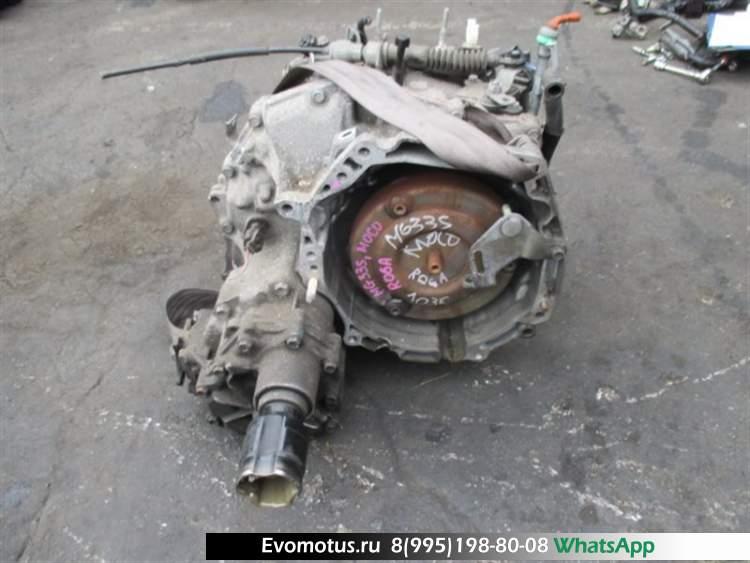АКПП  на R06A NISSAN  MOCO MG33S (Ниссан Моко)