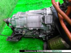 АКПП L110 A03A на 2GR-FSE TOYOTA CROWN GWS204 (Тойота Краун )