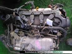 двигатель  QG18DE на NISSAN BLUEBIRD SYLPHY QG10 (Ниссан Блюберд)