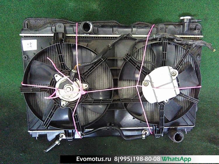 радиатор двигателя  vq23de NISSAN TEANA j31 (Ниссан Теана)