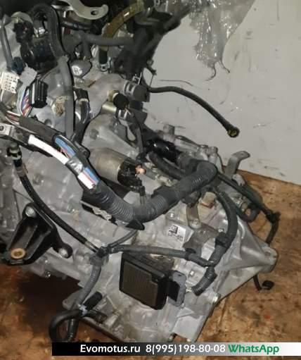 АКПП U660E на 2GR LEXUS ES350 GSV40 (Лексус ES350 )