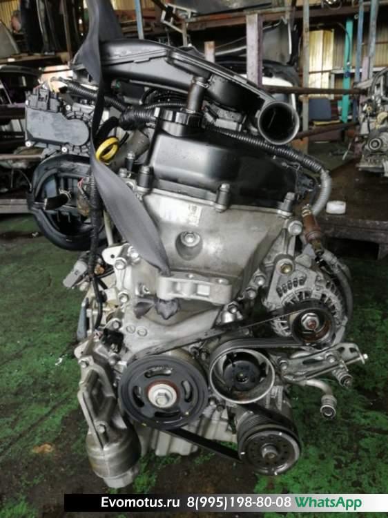 Двигатель 1KR TOYOTA BELTA KSP90 (Тойота Белта)