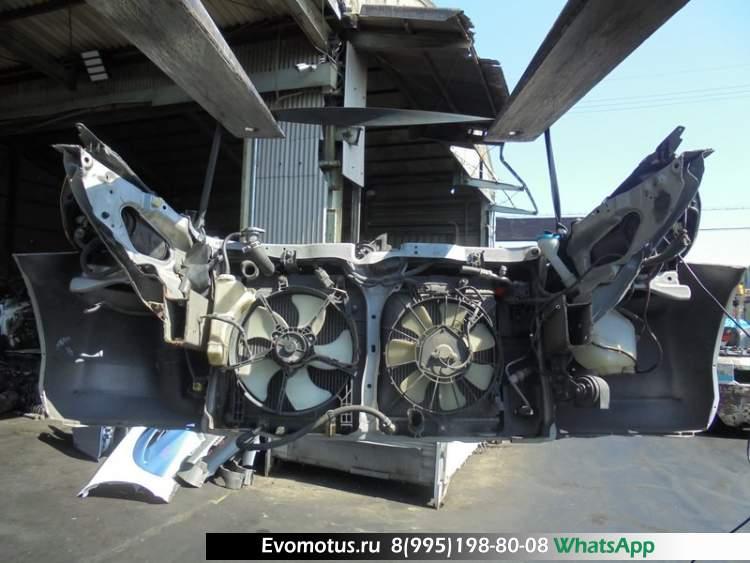 Ноускат на L13A  HONDA FIT GD1 ( хонда фит ) серый
