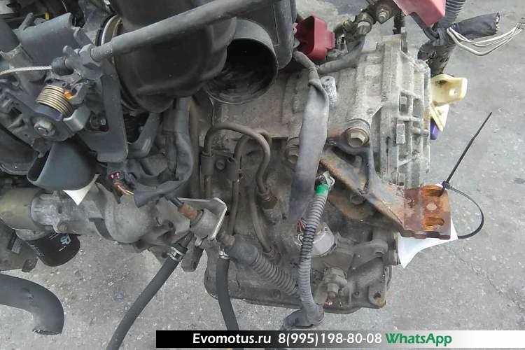 АКПП U441F02A на 2NZ-FE Toyota Vitz NCP15 (Тойота Витц)