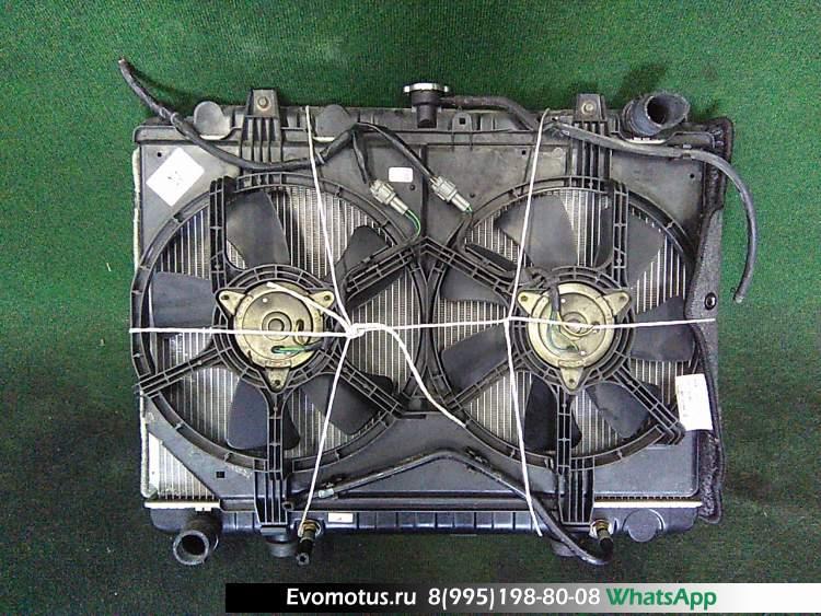 радиатор двигателя  ka24de NISSAN PRESAGE u30 (Ниссан Пресаж)