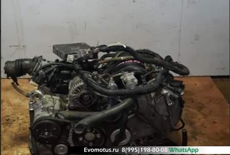 двигатель 3SZVE TOYOTA NOAH S412U (тойота ноах)
